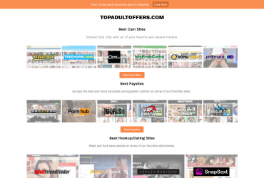 TopAdultOffers - The best offers in the industry - TopAdultOffers